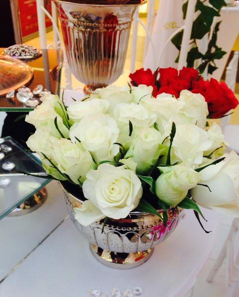 bridal fair roses